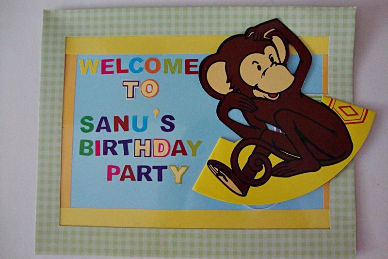 DIY Birthday Party Door Banner
