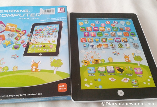 Review-Learning Tablet for Kids