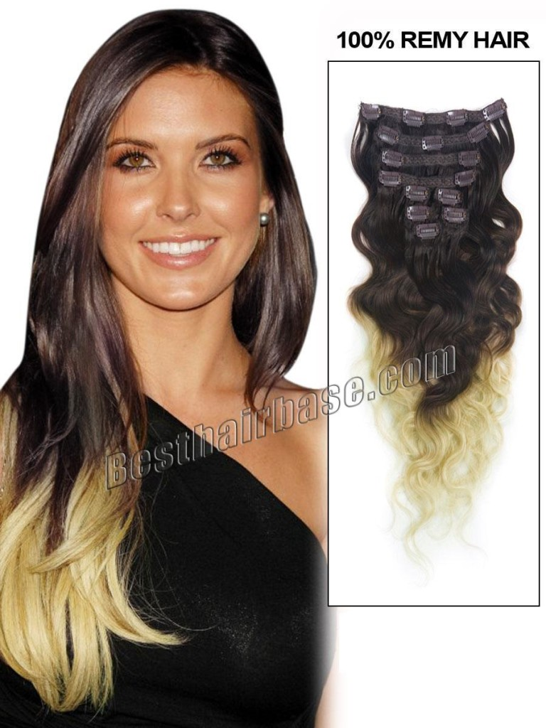 30-inch-unordinary-body-wave-clip-in-hair-extensions-three-tone-ombre-9-pieces-22333-tv