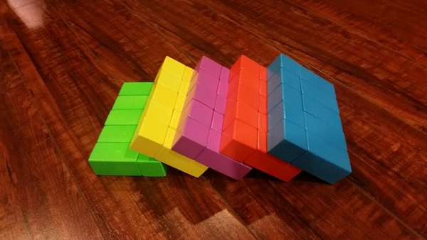 magnetic blocks by Tiny Finger Zone