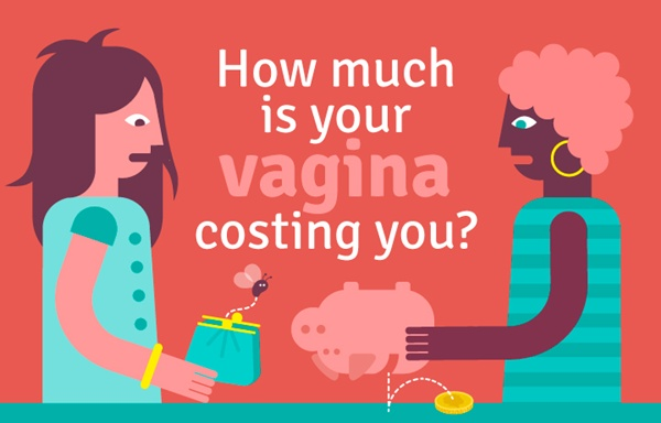 How Much is Your Vagina Costing You