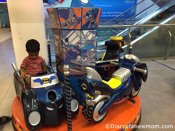 Kiddy Rides-Amk Hub