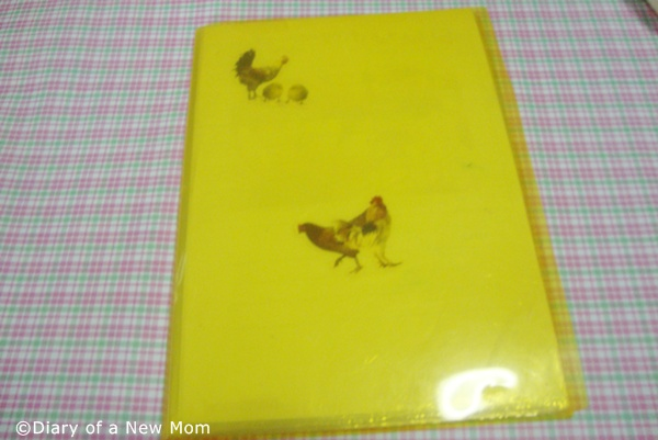 Easy-sticker-book