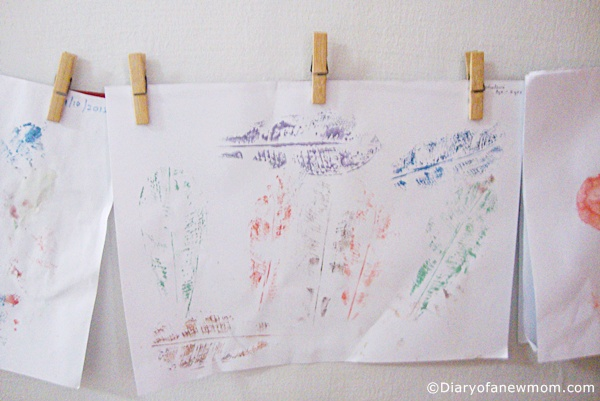 art work display ideas