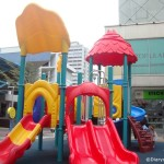 Fun at Ang Mo Kio Central Playground