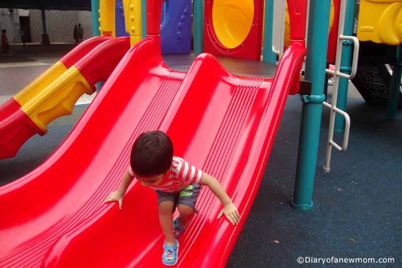 Ang Mo Kio Central Playground