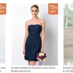 Dresswe Cheap Bridesmaid Dresses for a Beautiful Wedding