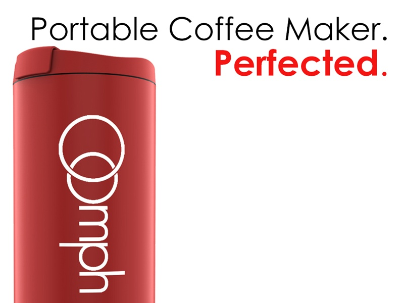 Oomph- Portable Coffee Maker