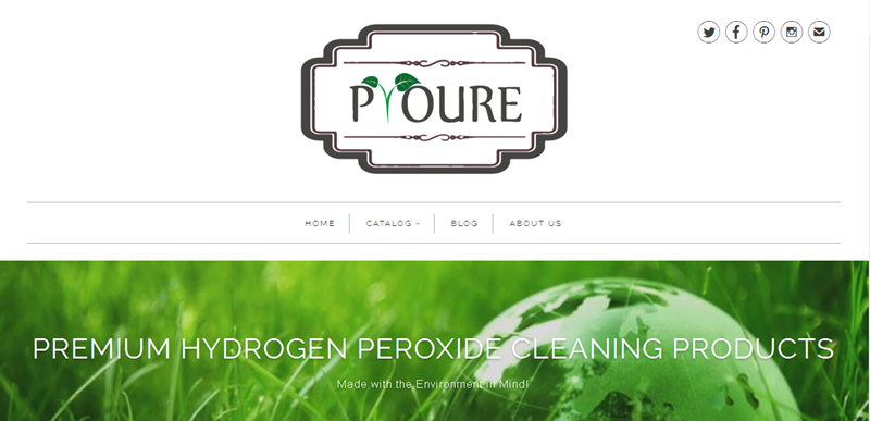 Pyoure – The Unique Cleaning Product for your Home