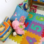 DIY Toddler Reading Corner