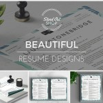 Beautiful Resume Designs that Help You to Stand Out from the Crowd