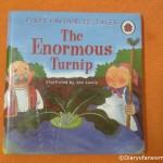 The Enormous Turnip : Kids Book Review