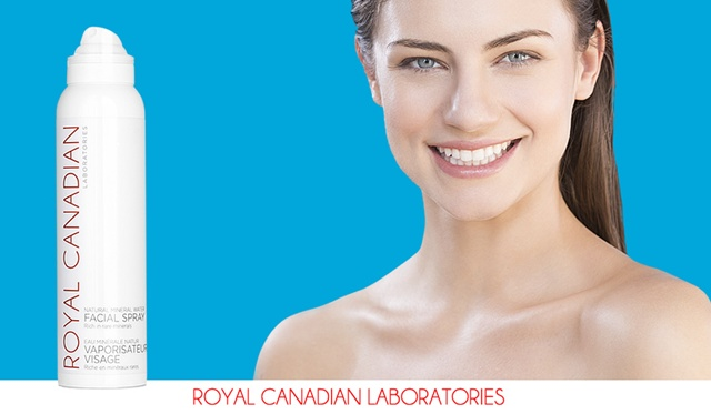 Royal Canadian Mineral Water Spray review