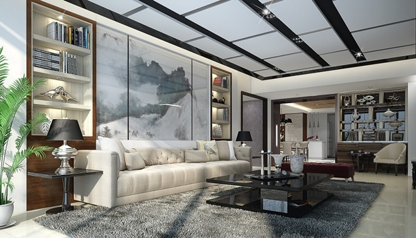 Interior Design – Mirror Doors