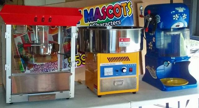Concession Machines