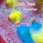 How to Organize the Bath Toys – The Best Way
