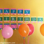 Best Tips for a DIY Kids Birthday Party