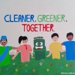 Cleaner Greener Together #Diaryofanewmom