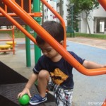 At the Playground – #Diaryofanewmom
