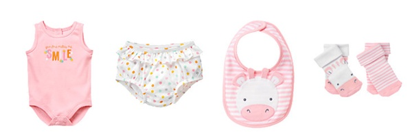 Gymboree New Line of Newborn Gifts