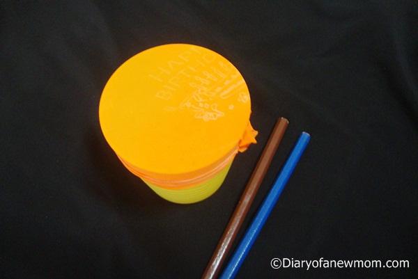 balloon drum
