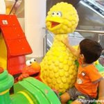 Kiddie Rides with Sesame Street Characters