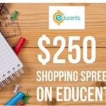 Enter to win this Educents Back to School Giveaway!
