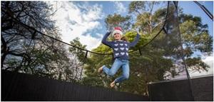safest Trampoline for your Backyard