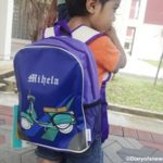 Personalized Bags for Kids from It's My Bag – Review + Giveaway