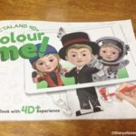 Octaland 4D+ Colour Me : Colouring Book with 4D+ Experience (Review)