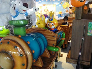 Pororo Park Singapore Review