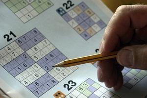 Benefits of playing Sudoku