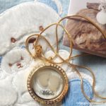 Breastmilk Jewelry from Keepsake by Ryo