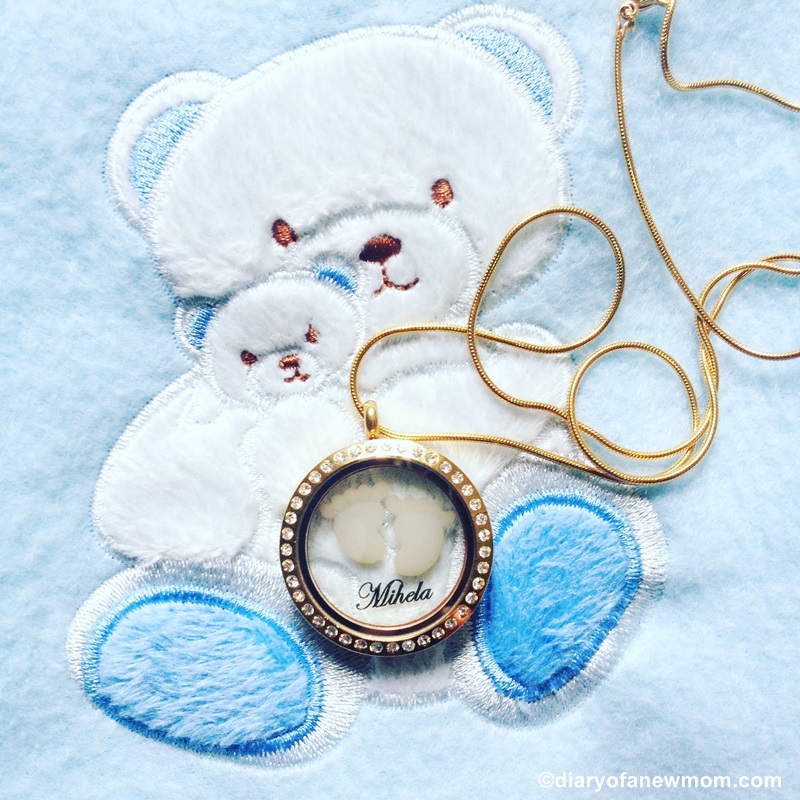 Breastmilk Keepsakes by Keepsake by Ryo