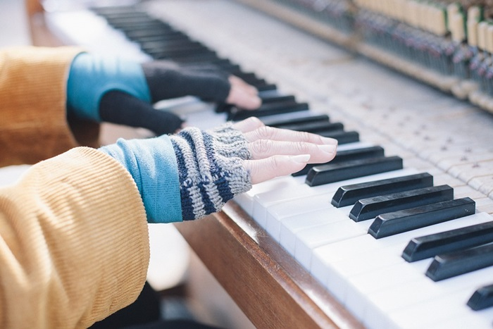 How you can learn the piano today