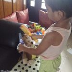 Lots of Pretend Play Activities at our Home