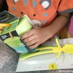 Sporkstix and Siliskin Straw Cup from BabyBuys make Mealtime Enjoyable! (Review + Giveaway)