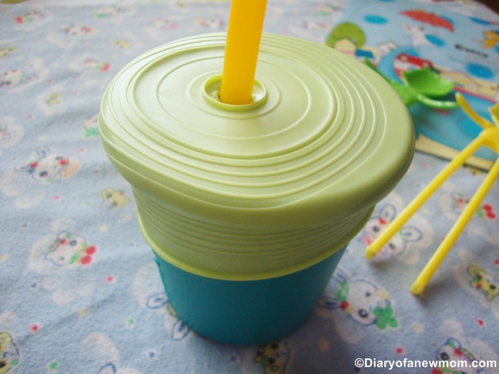 Siliskin Silicone Straw Cup review