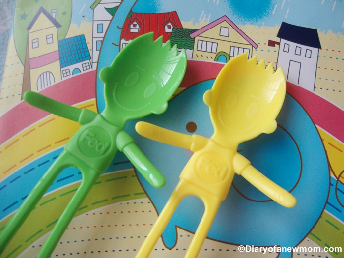 Fed-Fun Eating Devices (Sporkstix) review