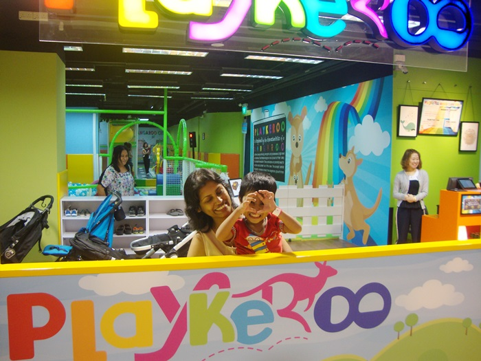 Playkeroo Indoor Playground review