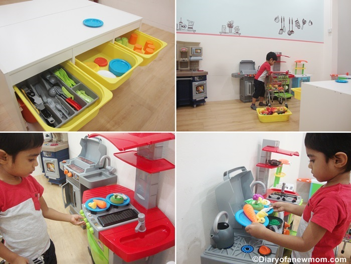 Encouraging Pretend Play for kids
