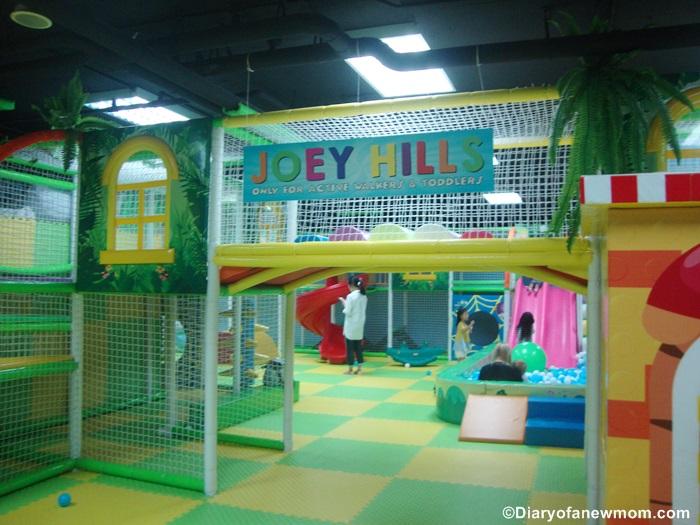Playkeroo indoor playground review