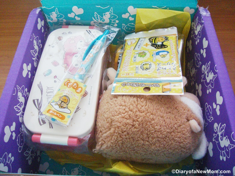 kawaii box from Yume Twins –Review