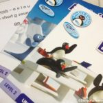 Learning Experience with Pingu's English Program