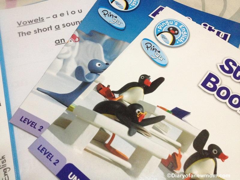 Pingu's English Review