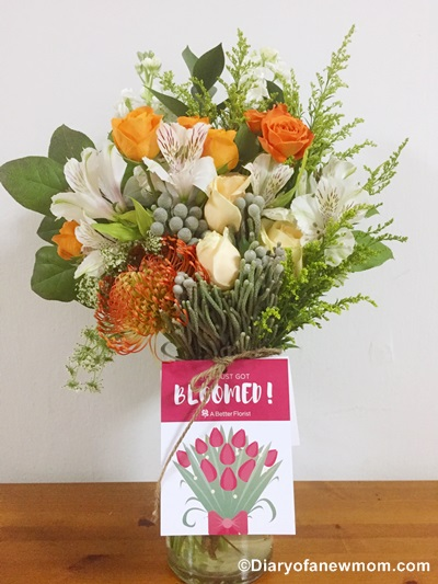 A Better Florist Singapore review