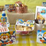 Pororo Themed Birthday Party for 3rd Birthday