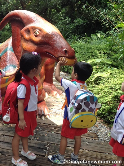 Preschool Field trip to the Singapore Zoo