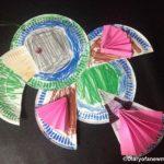 Paper Plate Toucan Craft with my Preschooler