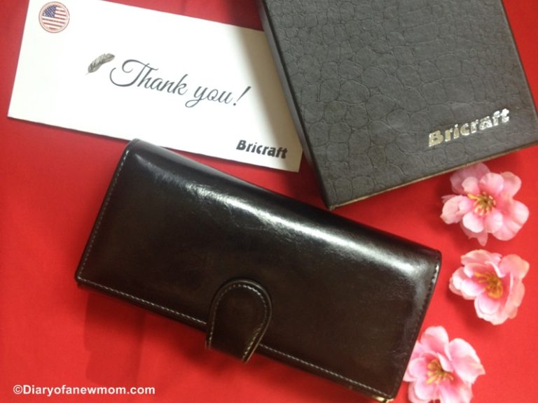Bricraft Wallet Review